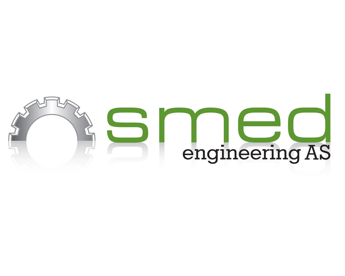 Dizajn logotipa i grafičkih standarda za norvešku kompaniju smed AS