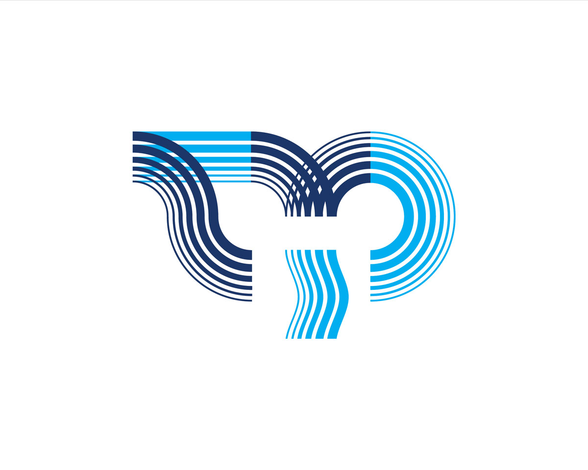 Dizajn logotipa Zavod za vodoprivredu Sarajevo