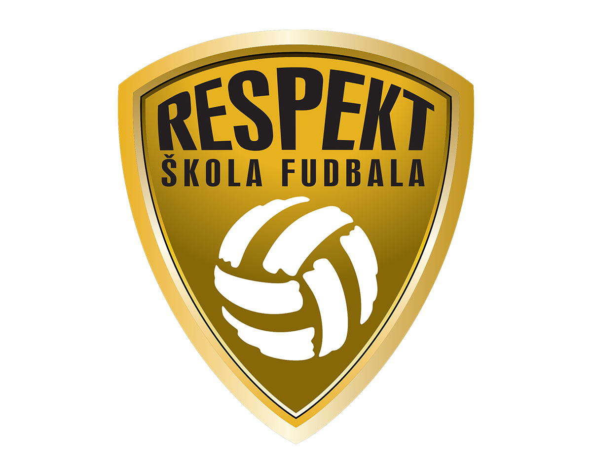 Dizajn logotipa Škola fudbala Respekt
