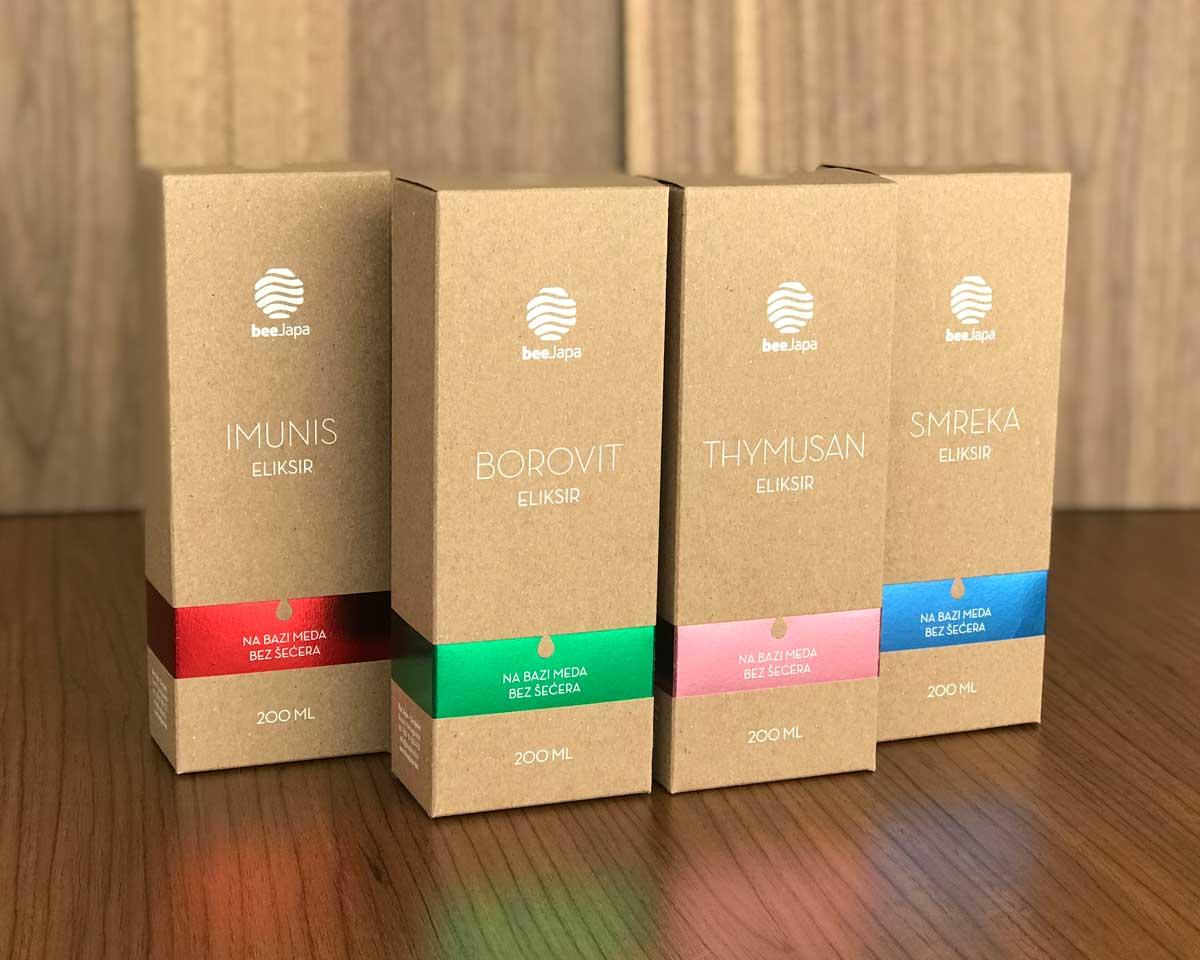 Kutije od recikliranog papira